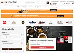 naar de webshop Koffievoordeel