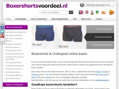 Boxershorts&Ondergoed
