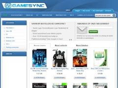 GameSync - Games kopen voor PS3/Xbox360/PC/WiiU/3DS voor de laagste prijzen.