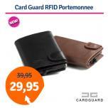 Card Guard RFID Portemonnee
