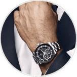 Montre de Luxe quartz horloge