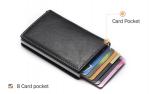 Pasjeshouder - Pasjeshouder - Card Protector RFID - Creditcardhouder -Diverse Kleuren