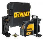 DeWALT DW088K Zelfnivellerende kruislijnlaser in koffer - 2 lijnen