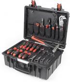 Wiha 44965 40-delige Industrial Gereedschapskoffer Basic set L