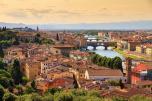 6-daagse combi-trip naar <b>Rome, Florence en Pisa</b> incl. ontbijt, vlucht en treintickets!