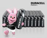 Duracell Procell 48-Pack batterijen AA/AAA