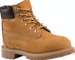 Timberland Kids 6-Inch Classic Waterproof Boot 12709 Geel / Bruin-30.5