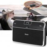 Smart Handsfree bellen en muziek luisteren in de auto, met deze Bluetooth-luidspreker.