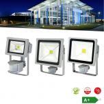 Brennenstuhl Chip LED Sensor lampen met bewegingsmelder 250W 4230lumen - energie label A