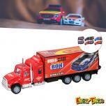 Eddy Toys Transport Vrachtwagen